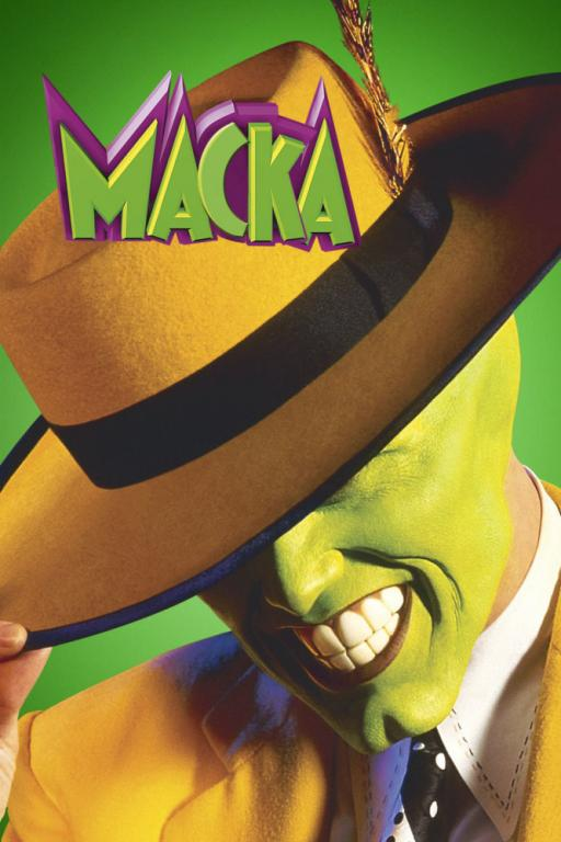Маска / The Mask / 1994 / BDRip-AVC / 60 fps