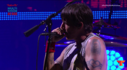 Red Hot Chili Peppers - Rock in Rio / 2019 / HDTVRip - New-Team #1