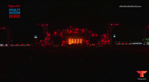 Red Hot Chili Peppers - Rock in Rio / 2019 / HDTVRip - New-Team #2
