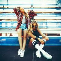 Cool Girls: Urban Dance Downtempo Music (WEB) ( Electronic / 2019 )