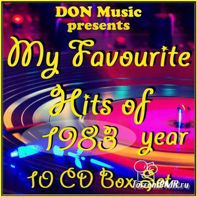 VA - My Favourite Hits of 1983 [10CD] (2014) MP3 от DON Music