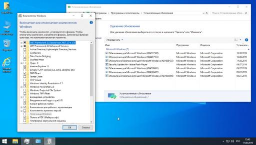 Windows 10 Pro VL 1903 (Anti-Spy Edition) [Build 18362.295] ( August 2019) (x64) (RUS) by ivandubskoj (16.08.2019) #1